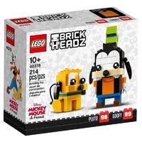 百亿补贴:LEGO 乐高 方头仔系列 40378 高飞与布鲁托