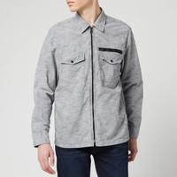 新用户福利、银联专享:Hugo Boss Lovel-Zip 3 男士衬衫外套