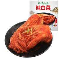 金刚山韩式泡菜正宗辣白菜小2500克