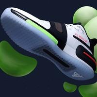 新品发售:PEAK 匹克 态极闪现2代 E04593A 男/女款篮球鞋