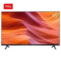 百亿补贴:TCL 55A464 4K液晶电视 55英寸