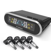 途虎养车 汽车 无线太阳能胎压监测 TT3  内置 包安装