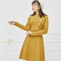 三彩 D946861M60 女士针织连衣裙