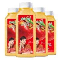 味全 每日C苹果汁 100%果汁 300ml*4瓶