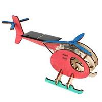 JIMITU 吉米兔 拼装太阳能飞机