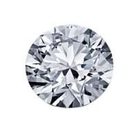 Blue Nile 0.55克拉 圆形切割钻石(切工非常好,成色I,净度SI1)