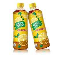 限陕西:Coca-Cola 可口可乐 阳光柠檬茶饮料 500ml*12瓶