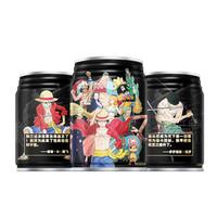 悠小君 航海王联名能量饮料 强化型 6罐礼盒装