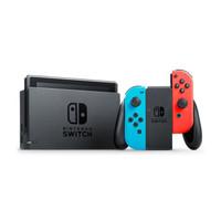 Nintendo 任天堂 Switch 续航增强版 欧美版 游戏主机