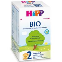 Hipp 德国喜宝 婴儿配方奶粉 有机 2段  600g/盒