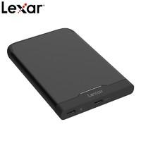 1日0点:Lexar 雷克沙 HL260 隐形加密移动硬盘 2TB