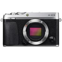 双11预售:FUJIFILM 富士 X-E3 APS-C画幅 无反相机套机(23mm f/2)