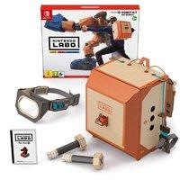 Nintendo 任天堂 Switch Labo游戏 机器人 套装 含游戏卡