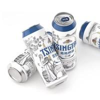 TSINGTAO 青岛啤酒 白啤11度 500ml*12听罐