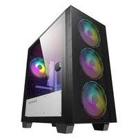 新品发售:GAMEMAX 游戏帝国  MINI AREO ATX中塔电脑游戏主机箱 黑色