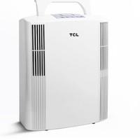 TCL DES16E 家用静音强力除湿机