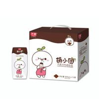 光明 萌小团巧克力牛奶饮品 200ml*12盒 *5件 +凑单品