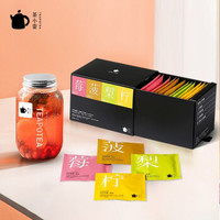 茶小壶 元气花果茶4口味 12包/盒 42.9g