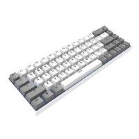FL·ESPORTS 腹灵 F12 68键 蓝牙/有线双模 机械键盘(BOX轴、PBT、背光)