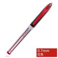 uni 三菱 UBA-188 uni-ball AIR直液式签字笔 红色/0.7mm