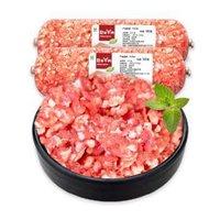 限上海、京东PLUS会员:皓月 阿根廷调制牛肉馅 1kg/份 500g*2袋  *6件