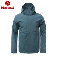 考拉海购黑卡会员:Marmot 土拨鼠 H50681 男士冲锋衣