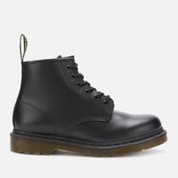银联爆品日:Dr.Martens 101 中性6孔马丁靴