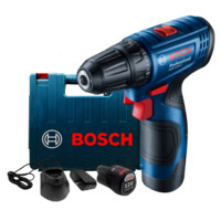 BOSCH 博世 家用充电钻 GSR120-Li锂电12V (双电版)