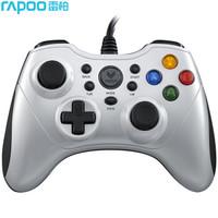 RAPOO 雷柏 V600 电竞级振动游戏手柄 白色