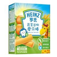 Heinz 亨氏 蔬菜谷物磨牙棒 64g *2件