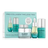 Elemis 艾丽美 Pro-Collagen 骨胶原护肤套装(精华油15ml+面霜 30ml+眼霜15ml)