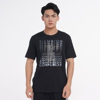 历史低价、限新客 : NIKE 耐克 DRI-FIT KYRIE LOGO CD1323 男士短袖T恤
