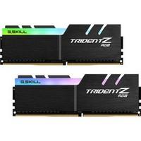 百亿补贴:G.SKILL 芝奇 幻光戟 RGB 16GB(8GBx2) DDR4 3600频率 台式机内存条