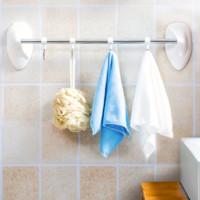 小编精选:无痕随心挂,取下不留痕,防水更耐用——3M高曼防水浴室挂杆