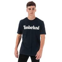 Timberland 添柏岚 男士圆领T恤