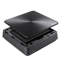 Asus 华硕 VM65 办公HTPC多屏微型迷你电脑小主机 i3