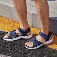 SKECHERS 斯凯奇 51722  男子简约休闲沙滩鞋