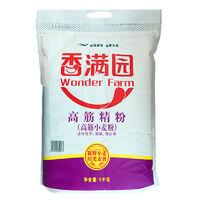 百亿补贴:香满园 高筋精粉小麦粉 5kg