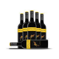 百亿补贴:黄尾袋鼠 西拉/梅洛半干红葡萄酒 750ml*6