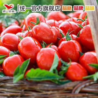统一番茄汁100%新疆番茄180ml/335ml*24罐整箱饮料果汁不加糖盐