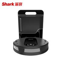 Shark鲨客扫地机器人吸尘器全自动智能规划路线家用自动集尘毛发防缠绕R4Z