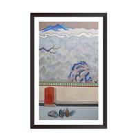 艺术品:王大志 《浮生观景图之八》博物馆收藏级 油画原作