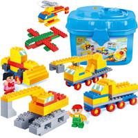 BanBao 邦宝 6507 交通工具 积木玩具