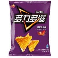 Doritos 多力多滋 玉米片 爆香热辣味 140g *15件