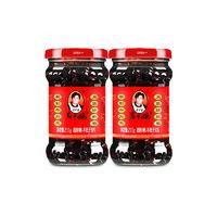 陶华碧 老干妈 牛肉末豆豉油辣椒酱 210g*2瓶