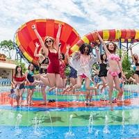 国庆可用!一卡畅玩上海玛雅海滩水乐园+沙家浜+泰州云海温泉等七大景区各1次