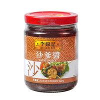 李锦记沙爹酱220g/罐进口酱料 潮汕牛肉火锅酱 烧烤酱 火锅蘸料调料