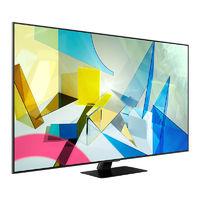 SAMSUNG 三星 QA55Q80TAJXXZ 55英寸 QLED 液晶电视