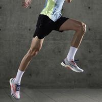 双11预售:PEAK 匹克 轻弹pro E02467H 科技跑鞋