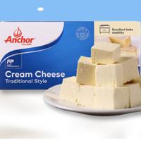 京东PLUS会员、有券的上 : 安佳 动脂黄油 奶油芝士 1kg *3件